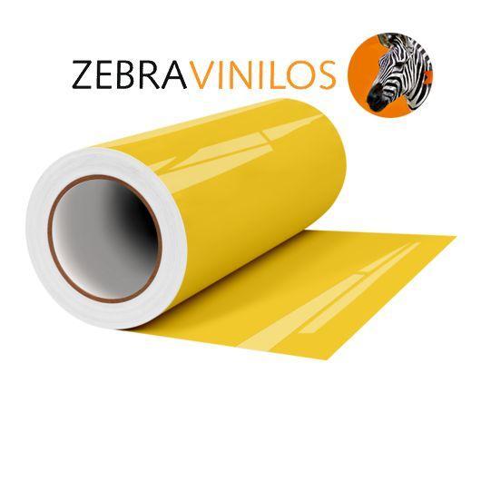 Vinilo Liso Amarillo Claro Brillo por Metros