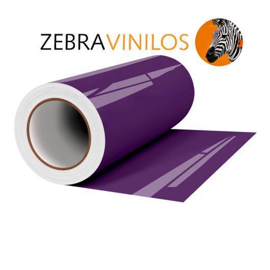 Vinilo Liso Violeta Brillo por Metros