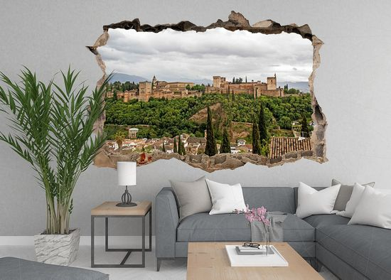 3D Alhambra Panorámica