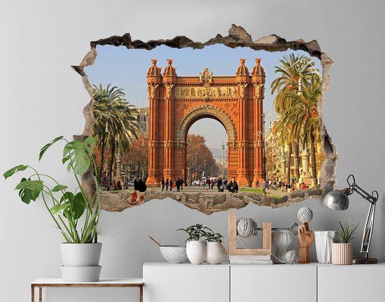 3D Arco de Triunfo