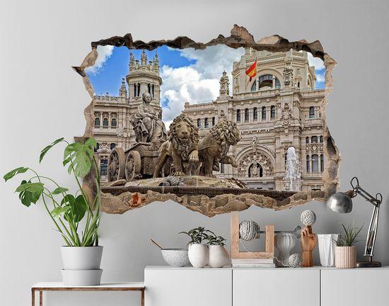 3D Cibeles Madrid