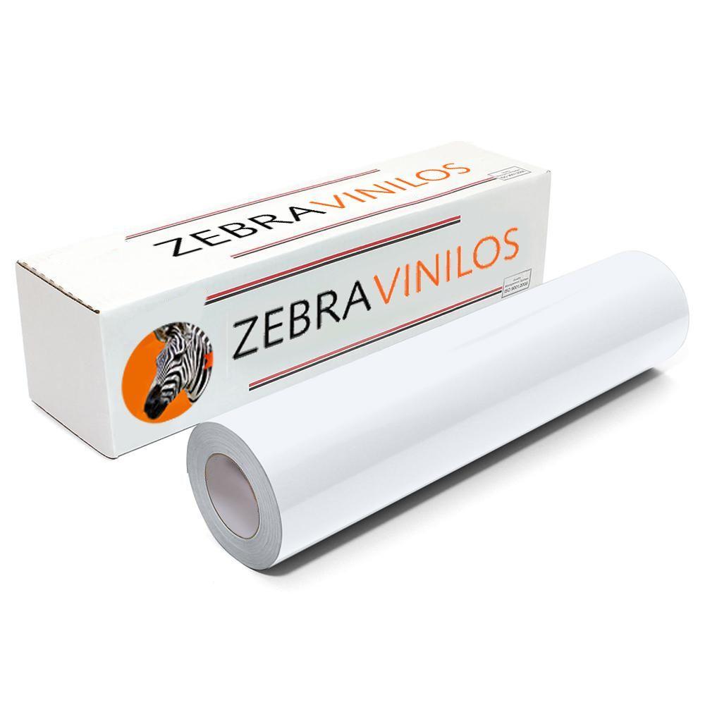 Vinilo Liso Blanco Brillo por Metros
