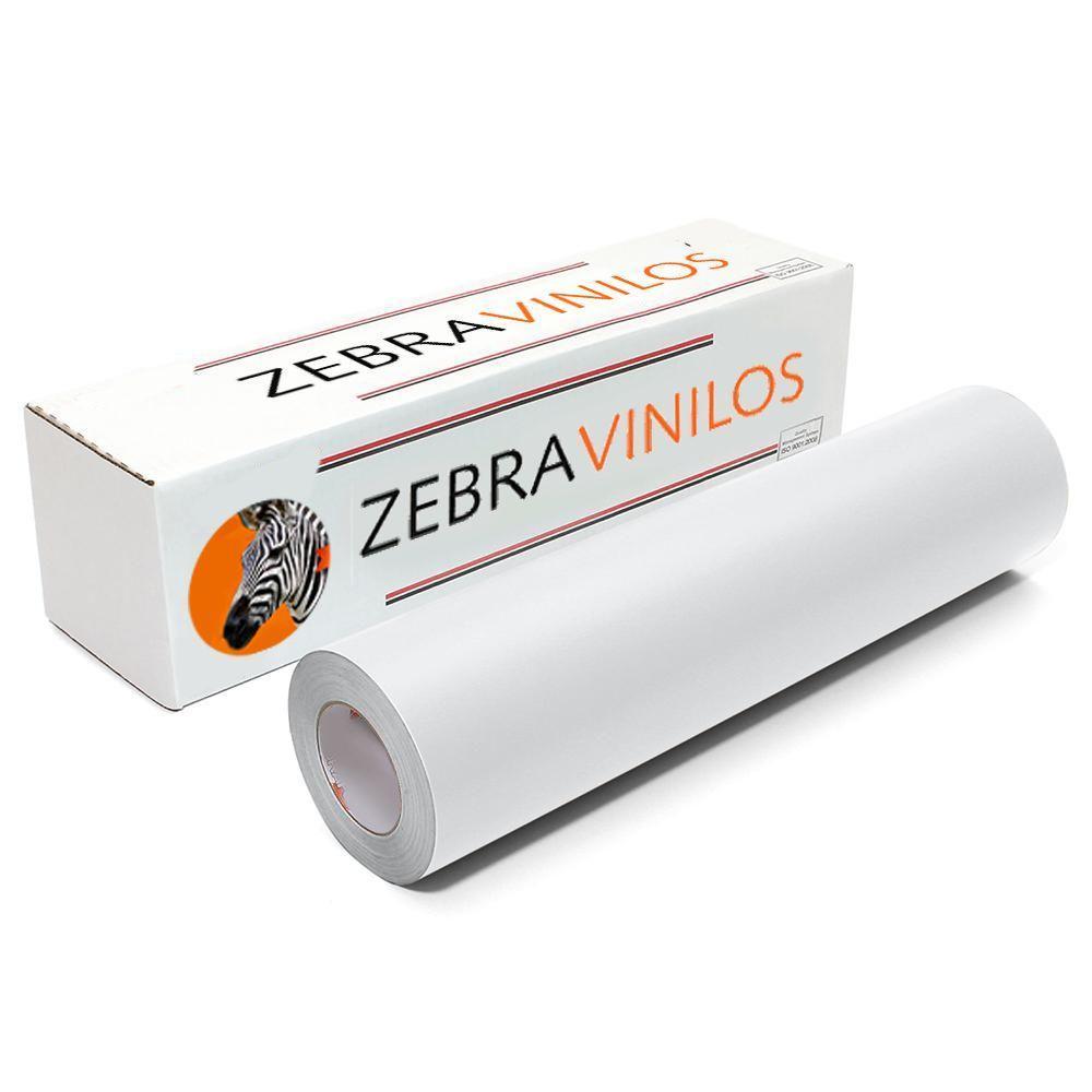 Vinilo Liso Blanco Mate por Metros