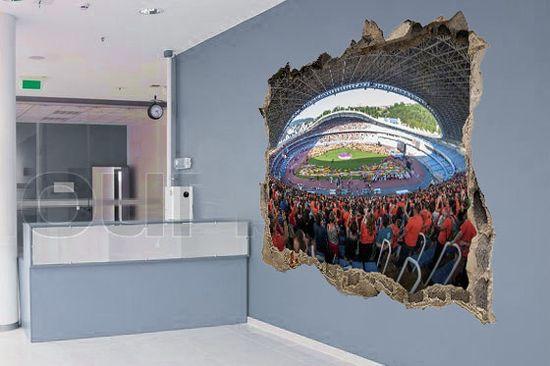 3D Estadio Real Sociedad