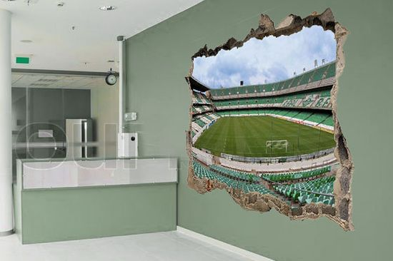 3D Estadio Benito Villamarín