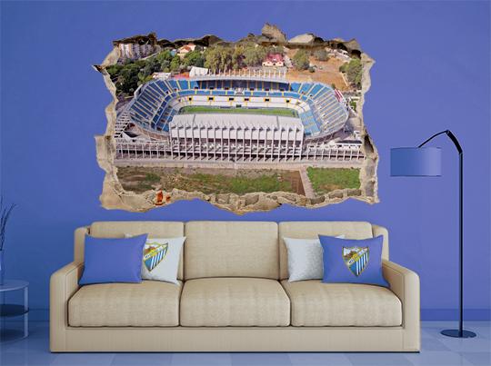 3D Estadio del Málaga