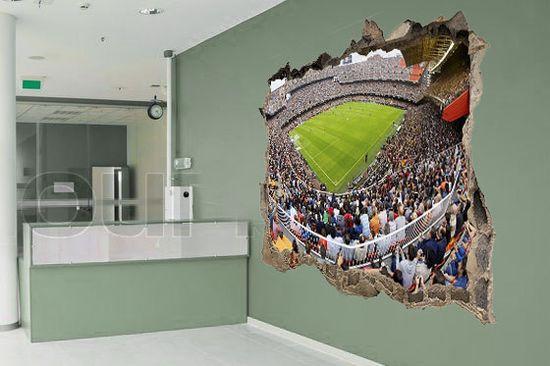 3D Estadio de Mestalla