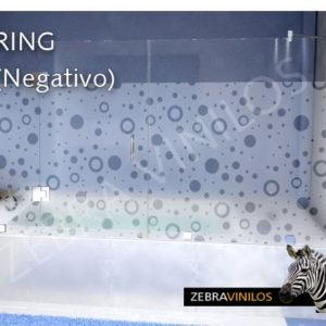 vinilo bañera