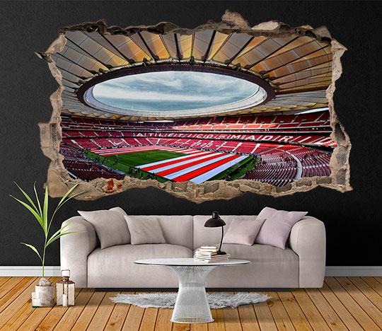 3D Estadio Wanda Metropolitano